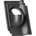 Plastová prostupová taška JIRČANKA 13 - HNĚDÁ - SLEVA 50%