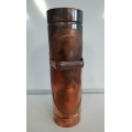 Lapač vody (=ODVADĚČ) - MĚDĚNÝ KJG - průměr 120mm SLEVA 60 %