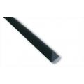 Těsnící pás do úžlabí SAMOLEPÍCÍ 60 mm ( 1ks = 1mb ) - ČERNÝ