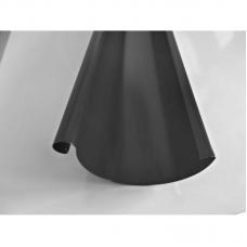 Žlab podokapní - POZINK. ANTRACIT KJG - rš 333mm x 5m délka