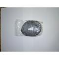 Šňůra těsnící skelná 2x8 - 2 m délky (v balení)