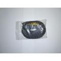 Šňůra těsnící skelná 4x12 - 2 m délky (v balení)