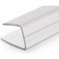 GUTTAPROFIL DUROTOP koncová lišta tl.10mm/délky 2,04m