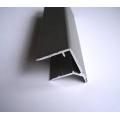 GUTTAPROFIL ALU U6 lišta délka 600 cm