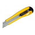 Nůž 18 x 160mm PLAST s odlam. čepelí Stanley