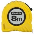 Metr 8m d. x 25mm š. svinovací Stanley